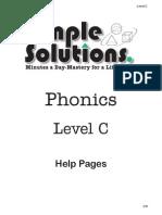 phonics c help