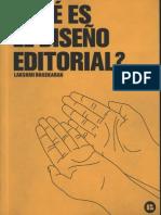 Que Es El Diseno Editorial Lakshmi Bhaskaran PDF (1)