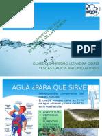 Contaminacion Del Agua. Xi Semana de Ciencias