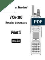 VXA-300 Manual de Usuario
