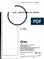NREL Airfoil Families for HAWTs_OCR