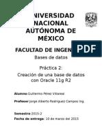 Practica 2 Bases Datos Fi