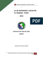 Plan Anual SST 2015