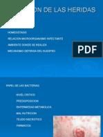 INFECCION DE LAS HERIDAS.ppt