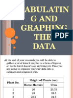 Tabulating and graphing the.pptx
