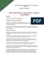 Examen Fisico Neurologico PUC