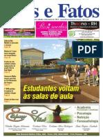 Jornal Atos e Fatos - Ed. 664 - 06-03-2010