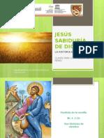Jesús Sabiduría de Dios_parabola Semilla_mc.4