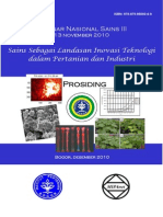 Prosiding Semnas Sains III Hal. 181-189