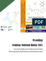 Prosiding SEMNASHKI Kaltim 2013