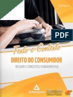 Principios Funamentais e Relação Juridica de Consumo