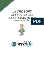Apostila - Excel 2003 Avancado