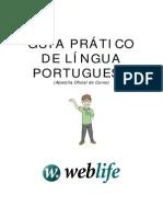 Apostila - Guia Pratico de Lingua Portuguesa