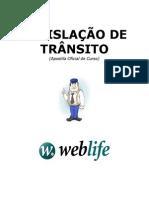 Apostila - Legislacao de Transito