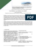 Calculo de Asentamientos Con Interaccion Sueloestructura Utilizando Una Ecuacion Constitutiva No Lineal