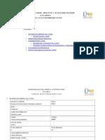 SYLLABUS Campos Electromagneticos 299001