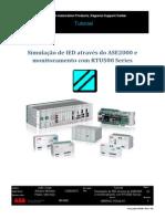 1BRRSC15024-01 Simulação de IED Através Do ASE200