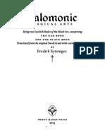 Eytzinger - Salomonic Magical Arts
