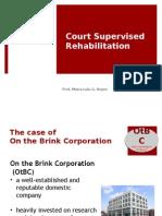Court Supervised Rehabilitation 1 2