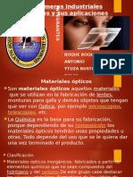 Optica de Polimeros