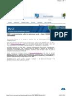 CNIS Esclarecimento Sobre o Asterisco Verde – Faixa 1060000001 A