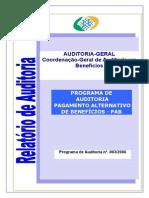 PAB - Auditoria 2006