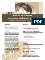 Executive Post-graduate Program in PATENT PROTECTION, ENFORCEMENT AND MANAGEMENT