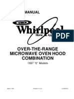 Whirlpool Microwave Service