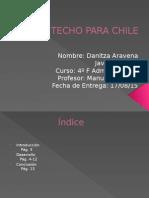Un Techo Para Chile