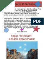 Favela x Disney