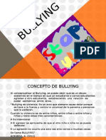 Bullying informativo y preventivo.