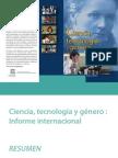 Ciencia y Genero;documento Unesco.pdf