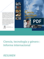 Ciencia y Genero;documento Unesco.pdf