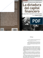 Texto Bosisio_Dictadura Del Capital Financiero