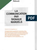 MATIF Trading Pit Hand Signals Guide - La Communication Par Signaux Manuels