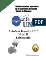 Manual Inventor 2015 - Nivel 2 - Laboratorio