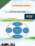 PREGUNTAS ABIERTAS PARA ACADEMIAS DE LA ZONA 04 A 111 DE SEP. DEL 2015.pptx