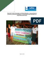Propuesta de Proyecto Cayo Quemado