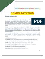 POLSCI 66 - Communication Report Topic