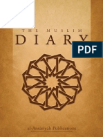 Muslim Diary a Daily Guide to Worship