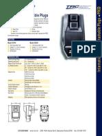 PRCD User Attachable Plugs