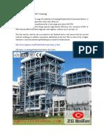 Steam Generators With CFBC Technology