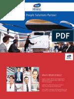 Niojak HR Mall HR Services Brochures