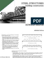 Howrah Bridge Study