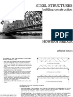 Howrah Bridge Study