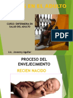 Tema 3 Cambios en El Adulto Mayor