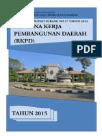 Dokumen Rkpd Kab Subang 2015