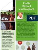 Profile Richard Van Hooijdonk