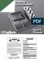 RP250 Manual