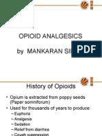 Opioids PRESENTATION
